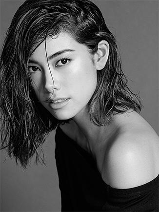 Hikari Mori, Model